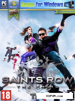 Saints row: the third (2011/Rus/Repack)