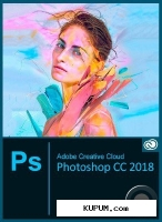 Программу  adobe photoshop cc 2018 v.19.1 update 2 by m0nkrus