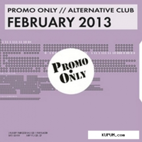 Promo only alternative club february (2013)