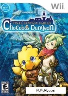Final Fantasy Fables: Chocobos Dungeon (2007/Wii/ENG)