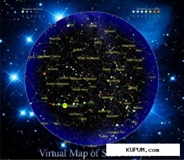 Virtual Map of Stars 1.0.0.1