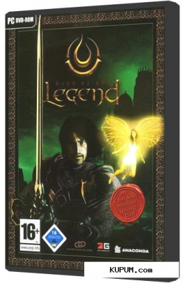 Легенда о таргоне / legend: hand of god (2008) pc | repack