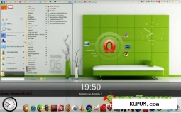Темы для windows 7: mdvd themes pack + vista start menu 4.15 portable (2012). Скриншот №3