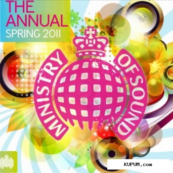 Va - ministry of sound: the annual spring (2011) 3xcd