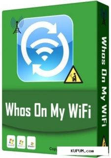Who is on my wifi v2.1.3